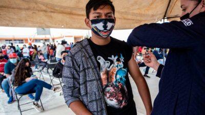 Yucatán: vacunación COVID en 26 municipios para mayores de 18 años