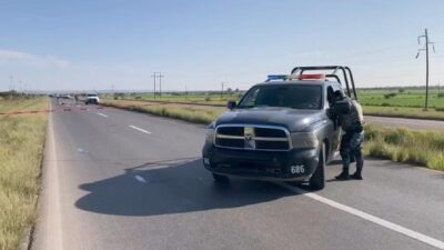 Zacatecas: Abandonan 5 cadáveres sobre la carretera federal 49