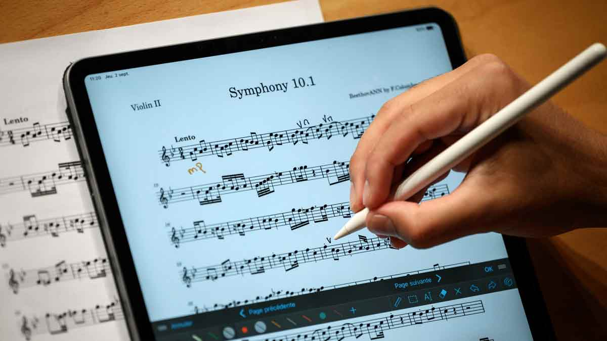 10 sinfonía de Beethoven