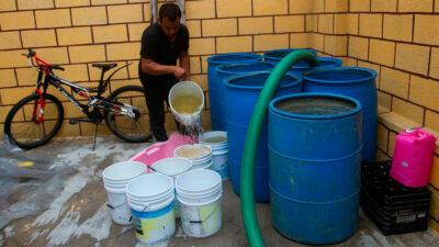 Veracruz Estas 12 colonias no tendrán agua durante dos semanas