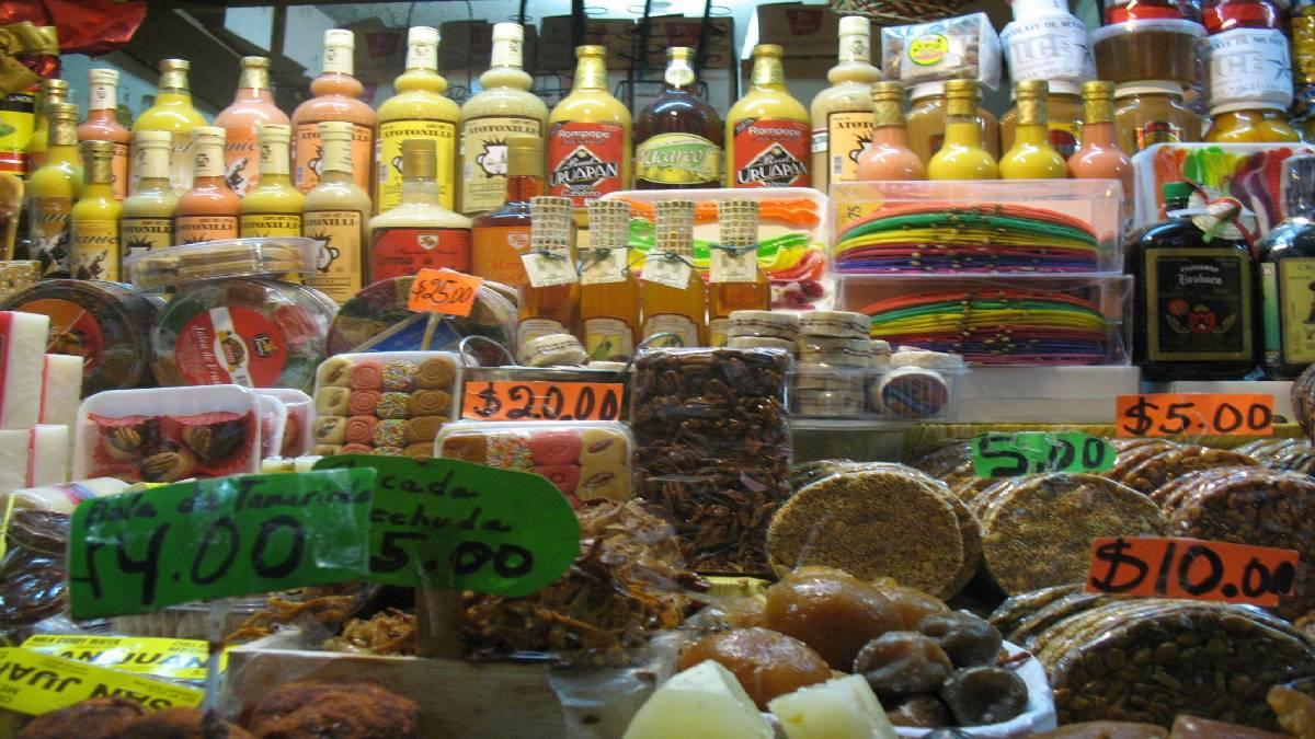 Dulces típicos de México