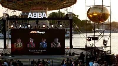 ABBA lanza dos nuevas canciones 40 años después y así suenan
