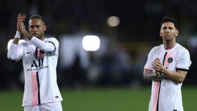 Lionel Messi y más jugadores del París Saint Germain felicitan a México por la Independencia