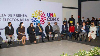 Los alcaldes de oposición adelantaron que también interpondrán una queja ante la Comisión de Derechos Humanos. Foto: Twitter/ lialimon
