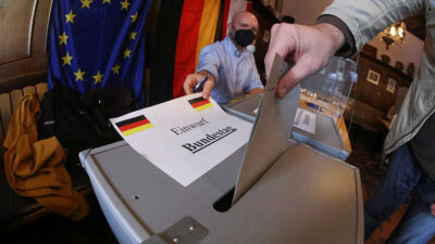 Socialdemócratas vencen a conservadores en elección alemana para suceder a Merkel
