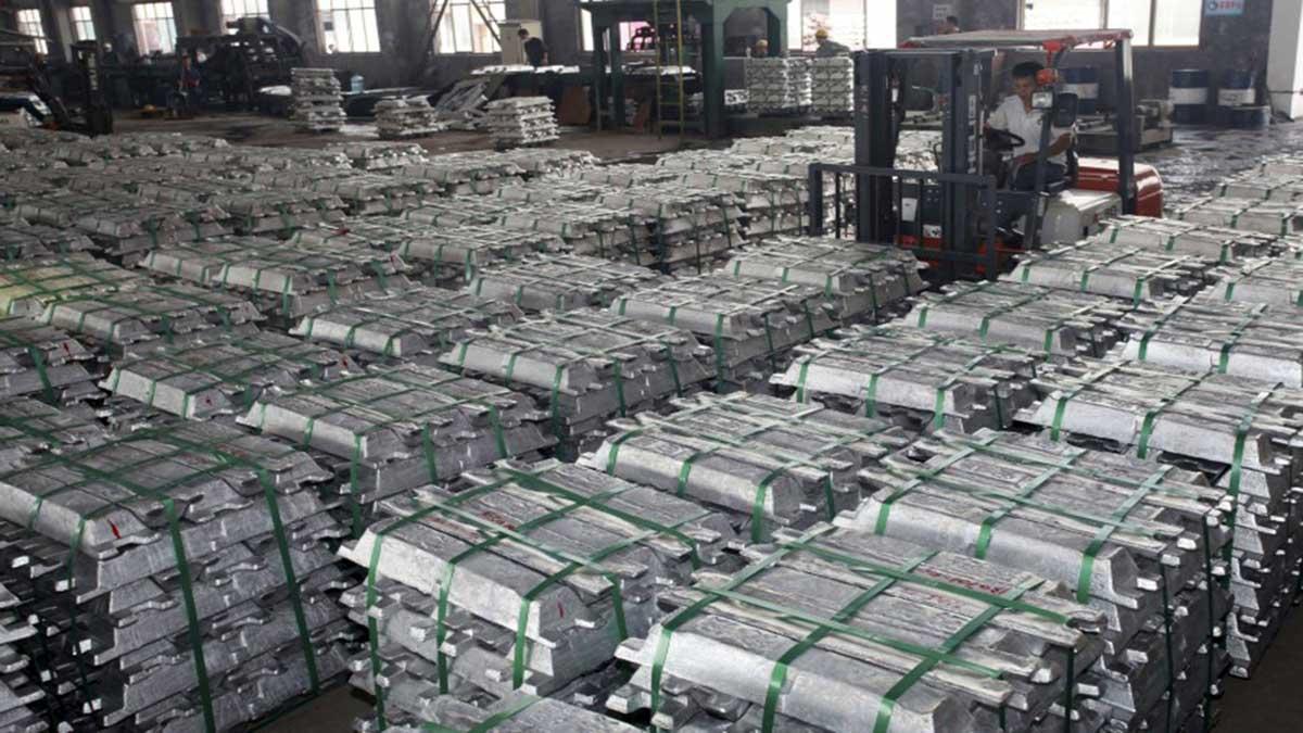 Aluminio supera los dos mil dólares; su precio más alto desde 2008