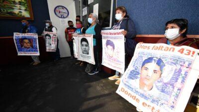 Caso Ayotzinapa: indicios de la investigación fueron sembrados en el sexenio pasado