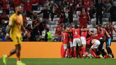 Barcelona Benfica