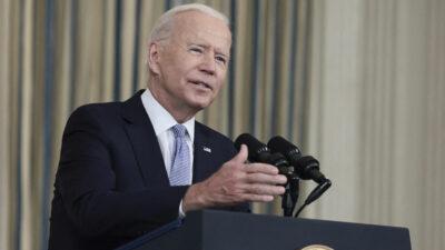 Joe Biden recibirá su tercera dosis de la vacuna de Pfizer contra COVID-19