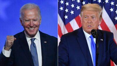 Joe Biden da espaldarazo a gobernador de California, Gavin Newson