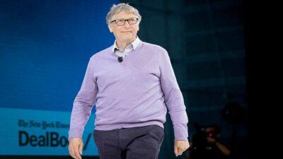 Bill Gates obtiene mil millones de dólares para financiar proyectos de energías limpias