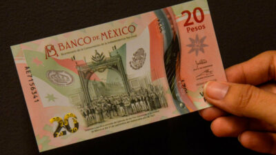 Nuevo billete 20 pesos Banxico