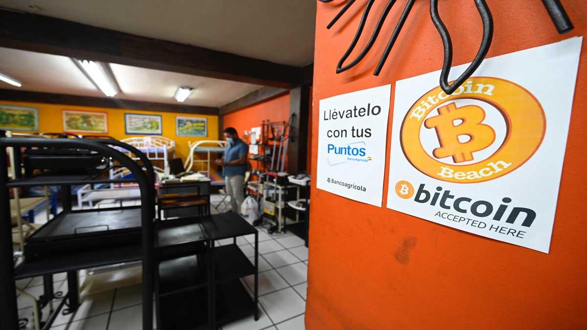 Bitcoin inicia operaciones como moneda legal en el Salvador