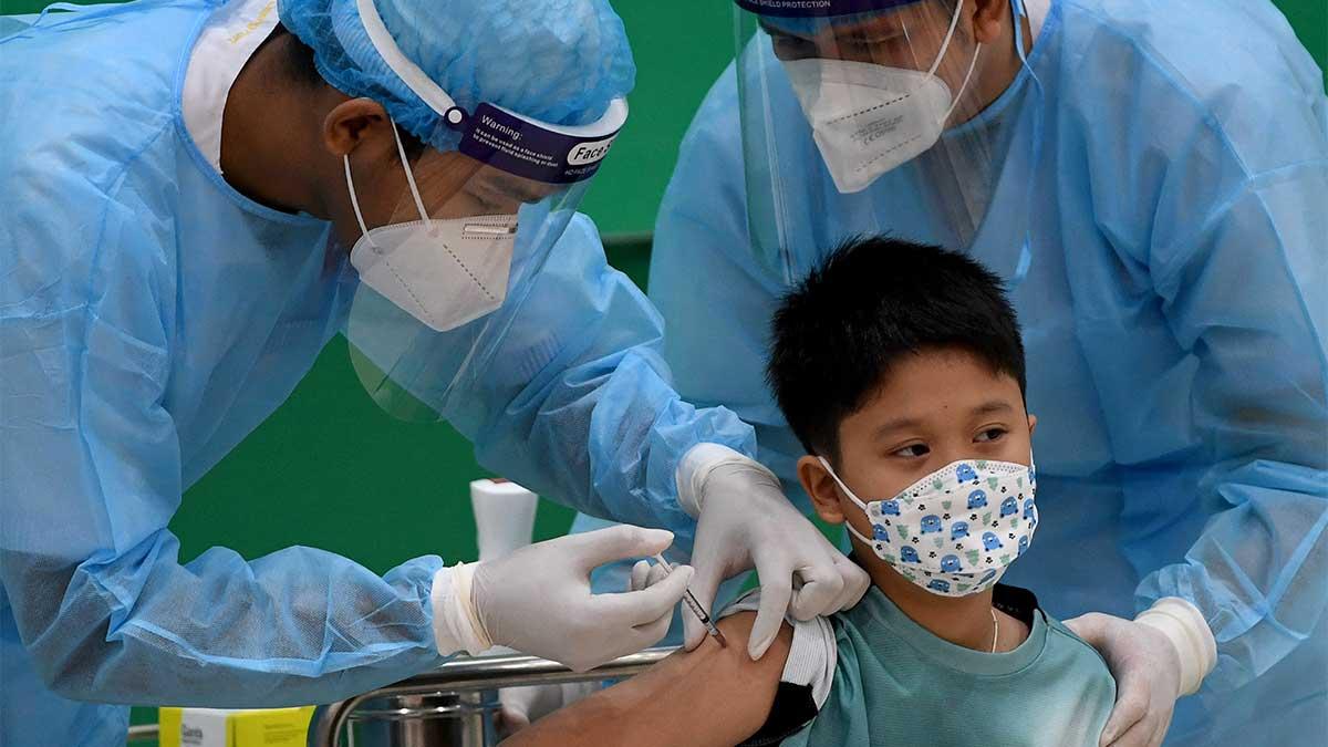 Camboya planea administrar dos dosis de Sinovac a niños de entre 6 y 12 años