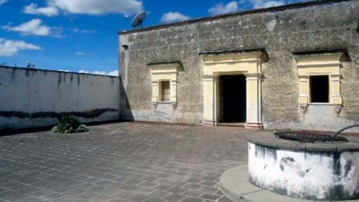 Casa del diablo en Cholula, Puebla; así es el misterioso lugar