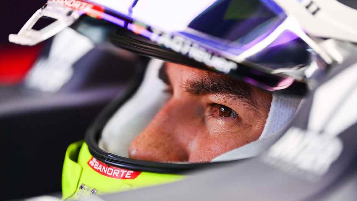 Checo Pérez Gran Premio