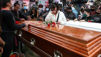 Cerro del Chiquihuite: Dan el último adiós a Dylan y Paola