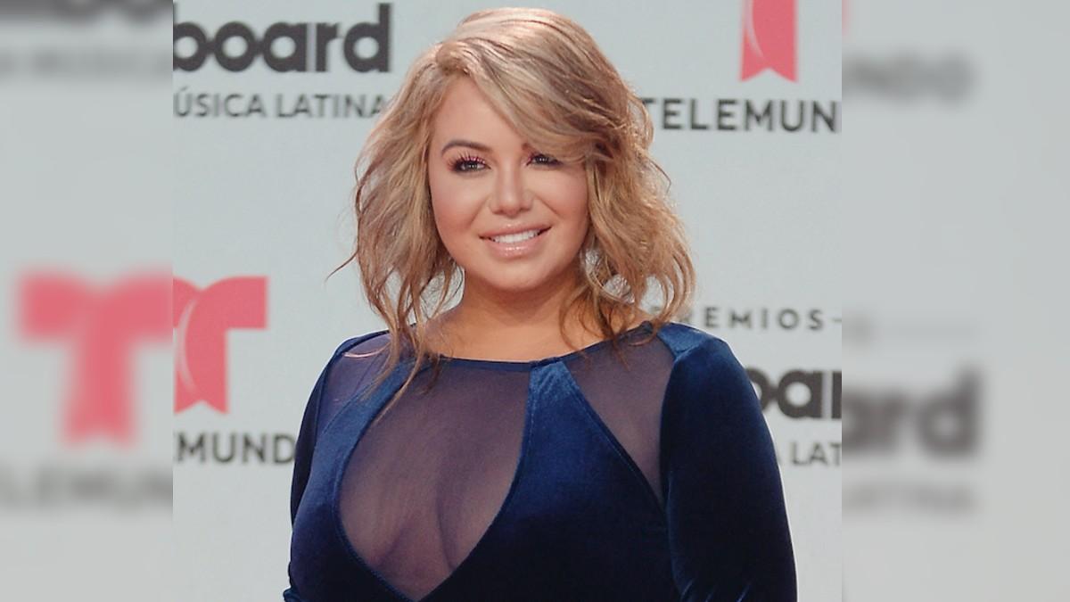 Chiquis Rivera responde a críticas por su aspecto; no soy delgada, dice