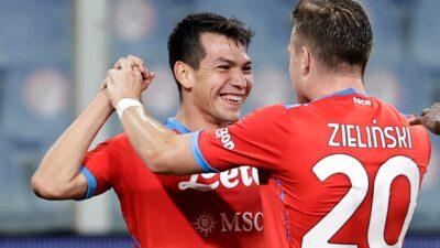 Chucky Napoli Sampdoria