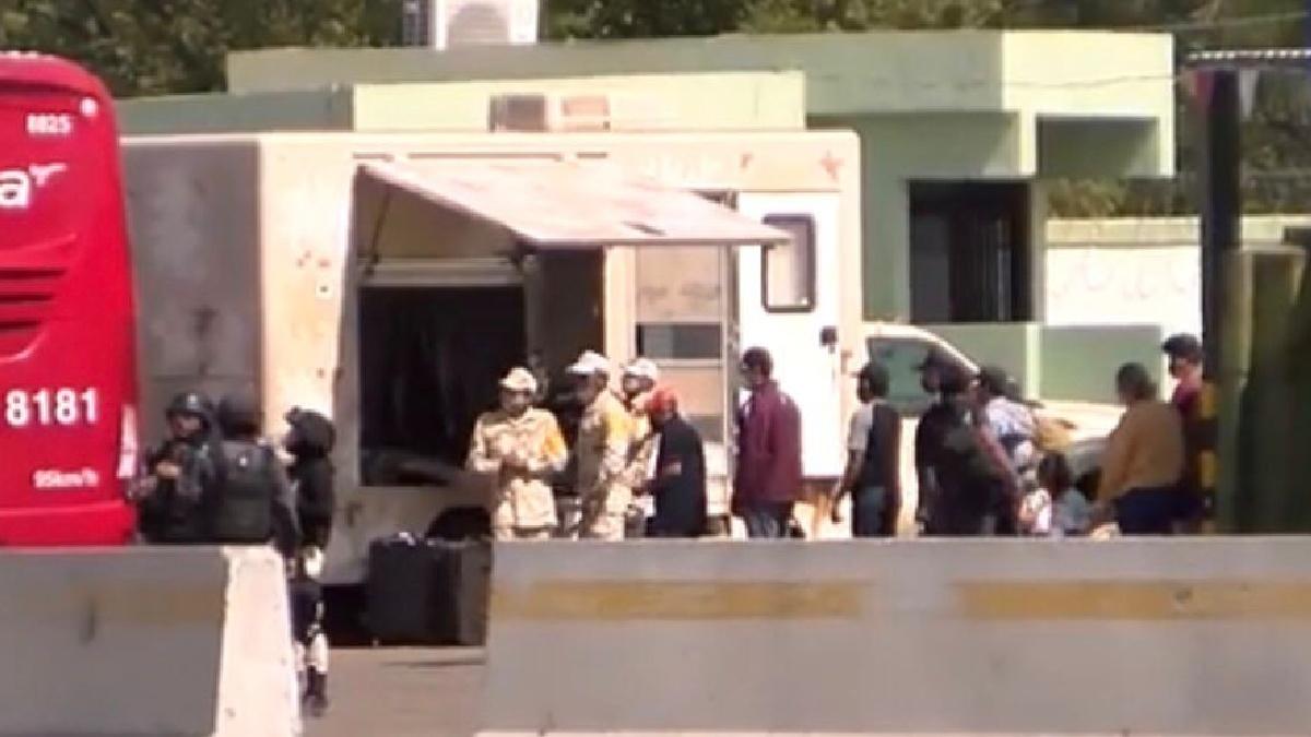 Coahuila: Cierran paso a migrantes; deportan a más de 100