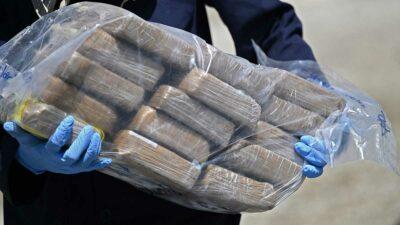 España y Francia incautan más de una tonelada de cocaína; iba en velero