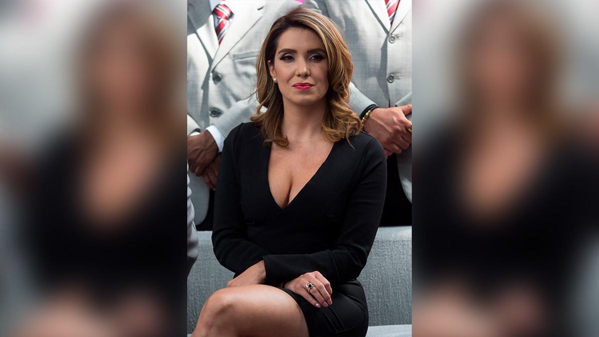 Andrea Escalona contacta a Magda Rodríguez; le dio un mensaje