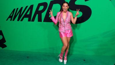 Danna Paola compró una pijama de más de 10 mil pesos en una borrachera
