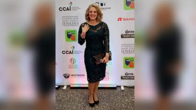 Inés Gómez Mont: supuesto comentario de Erika Buenfil en su contra causa revuelo