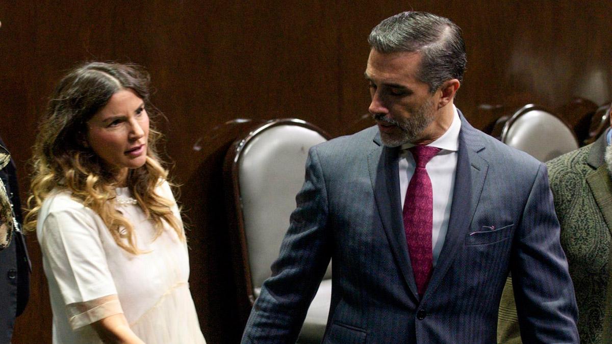 Sergio Mayer ya había padecido problemas de salud, reveló su esposa, Issabela Camil
