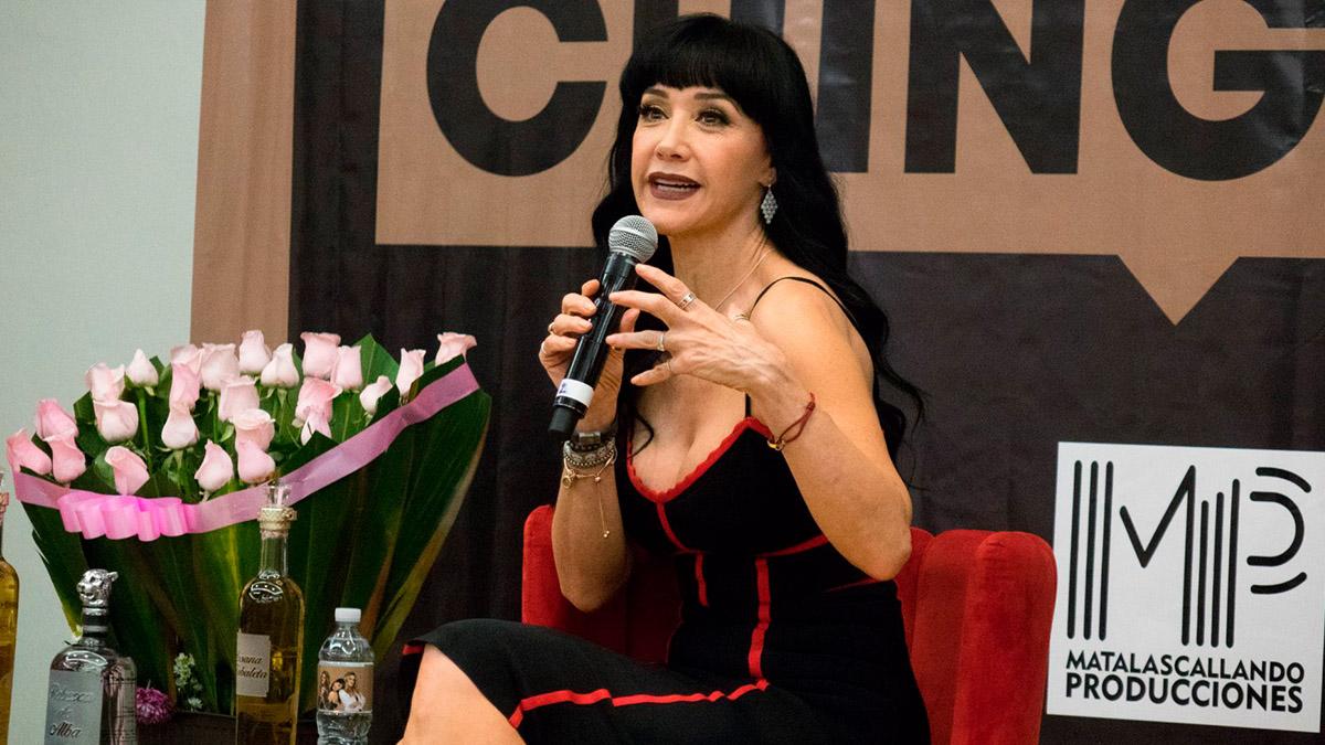 Susana Zabaleta pide no tomar en serio a Paty Navidad; afirma es un circo