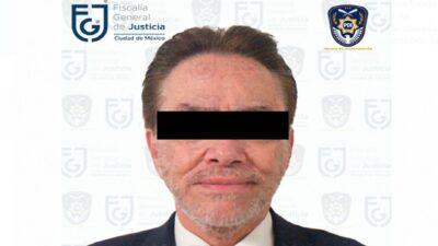 Vinculan a proceso a Alejandro del Valle, de Interjet, por el delito de fraude
