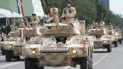 Desfile militar 2021 en CDMX; ve los cierres viales