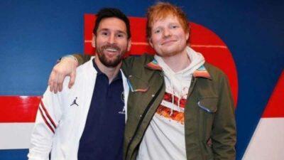 Messi Sheeran