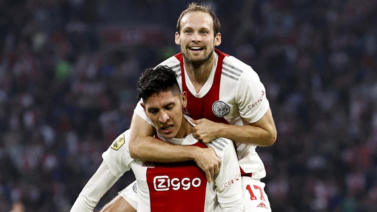 Edson Ajax Champions Besiktas