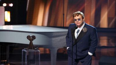 Elton John anuncia lanzamiento de su nuevo disco lleno de colaboraciones
