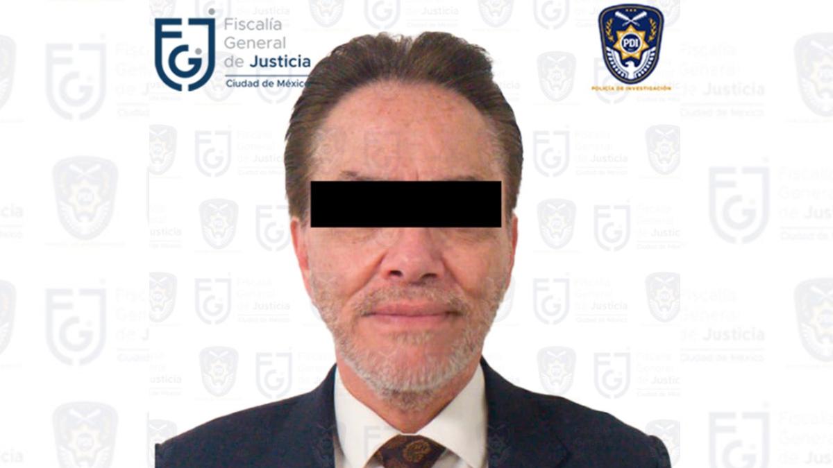 Alejandro del Valle, presidente de Interjet, es detenido en CDMX