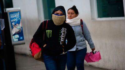Primer frente frío en México llegará el martes 21 de septiembre