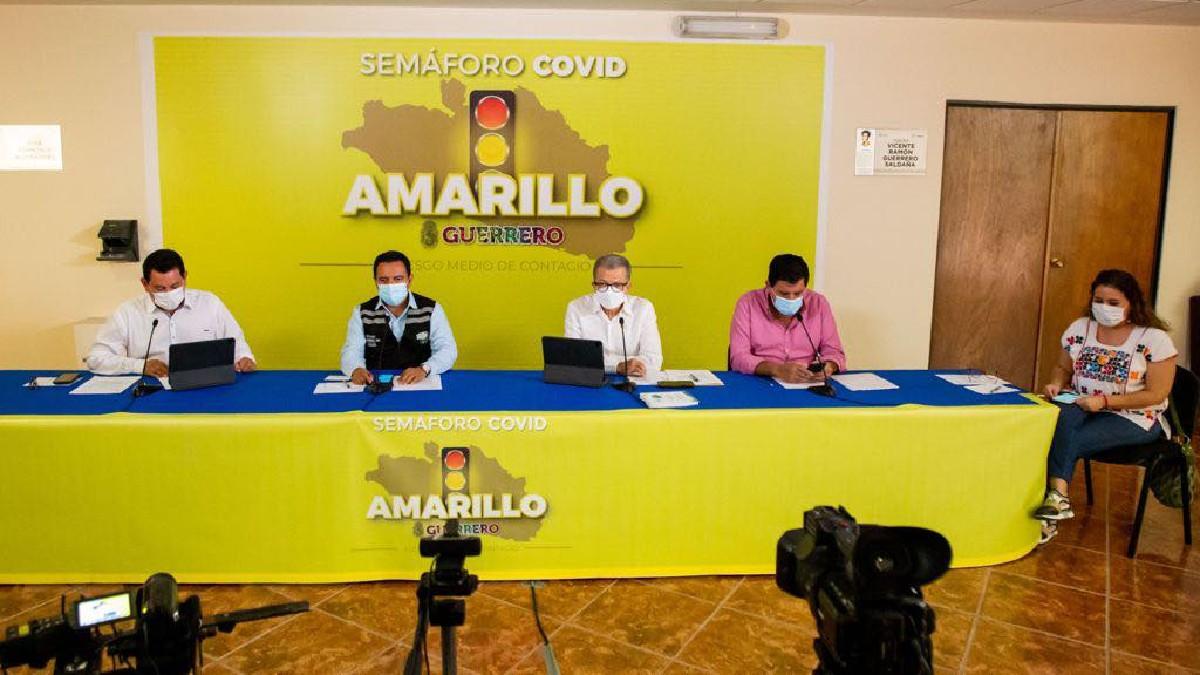 Guerrero podría pasar a semáforo verde: gobernador