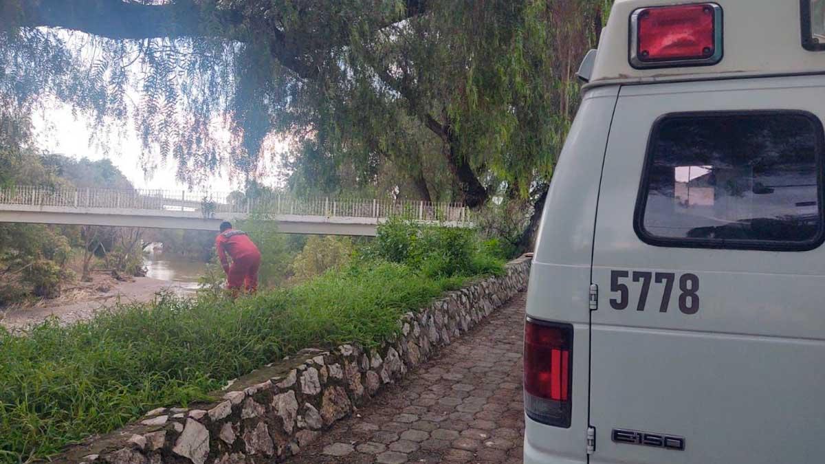 Hidalgo: Monitorean ríos Rosas y Tula para detectar desbordes