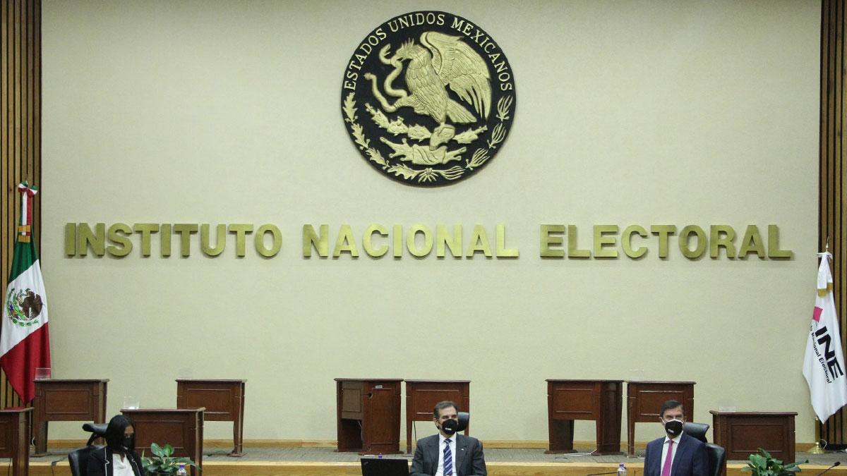 INE: pierden registro Encuentro Solidario, Fuerza Por México y Redes Sociales Progresistas