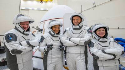 Inspiration 4: así es la primera misión espacial tripulada por civiles