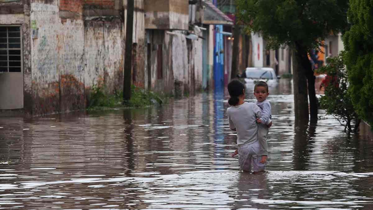 inundaciones qué hacer