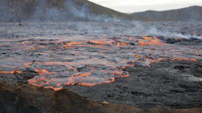 Islandia: Erupción volcánica cerca de Reikiavik, la más larga desde 1960
