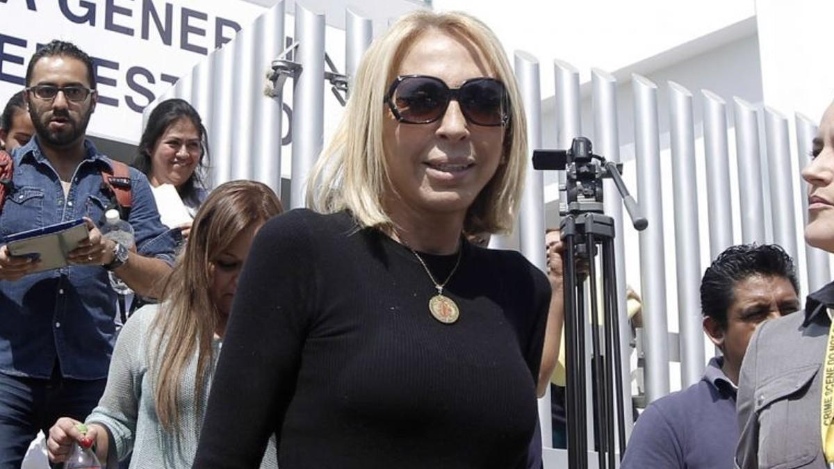 Laura Bozzo Interpol