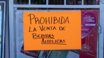 Ley seca 15 y 16 de septiembre 2021 en México