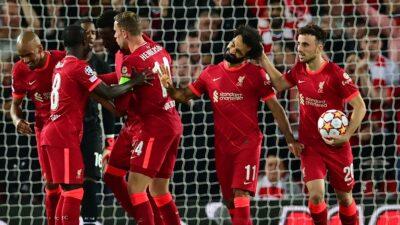 Liverpool Milan Champions
