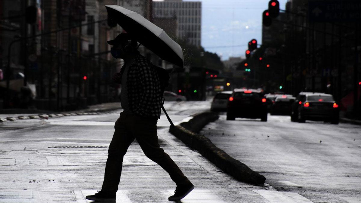 Clima en México: fuertes lluvias y posible caída de granizo en varios estados