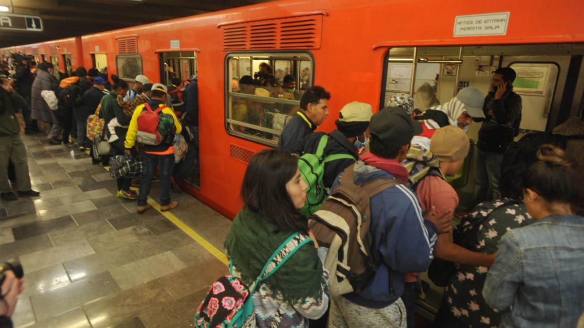 Claudia Sheinbaum: tarifa del Metro no aumentará en 2021