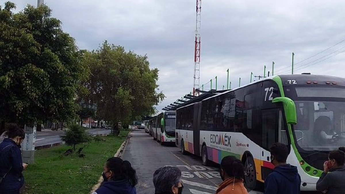 MEXIBUS ECATEPEC
