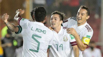 México Fifa Top 10